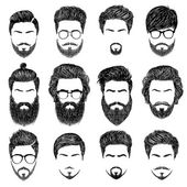 bearded man hairstyles