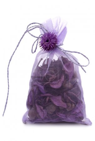 Aromatic mix in a gift package