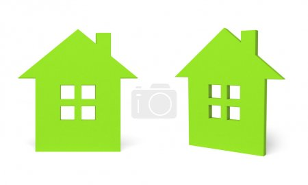 green home icon