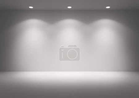 Photo for Background empty room.  With space for your text and picture. - Royalty Free Image