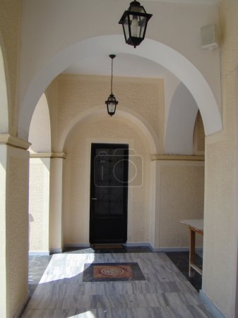 Arched architectural elements