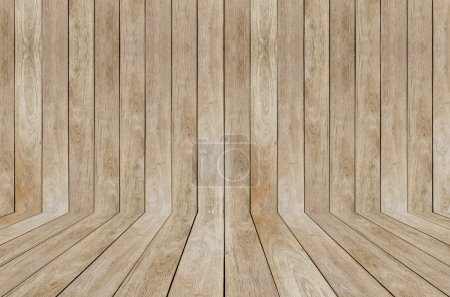 Photo for Texture of Old wood floor - Royalty Free Image
