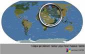 World mapp