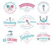 Ice Cream 3 colored