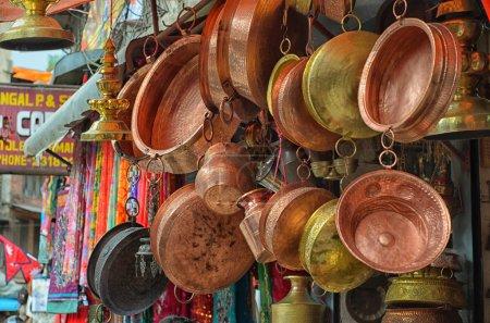 Kitchen metal brass at bazaar