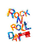 ROCK-N-ROLL day April 13