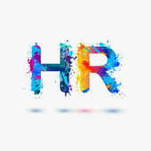 HR (human resources) abbreviation