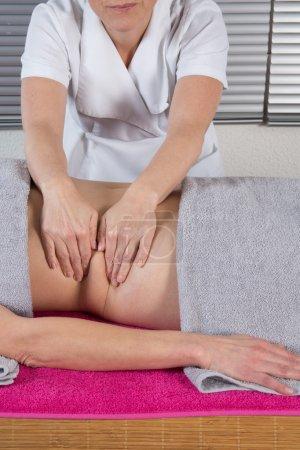 Massage by professionnal