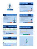 Šablony aplikace prorotype