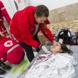 Постер, плакат: Bulgarian Red Cross Youth BRCY voluntary organization