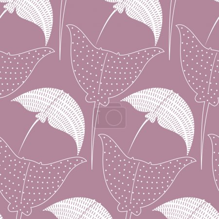 vector background with slopes. Seamless pattern