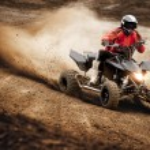 Постер, плакат: Atv Sport Action Motocross