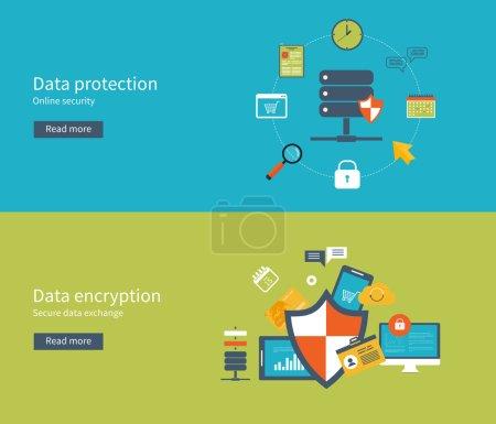 data protection, safe work