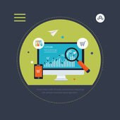analytics search information mobile marketing