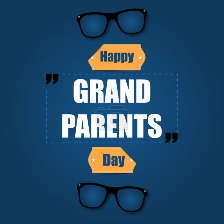 Happy Grandparents Day greetings