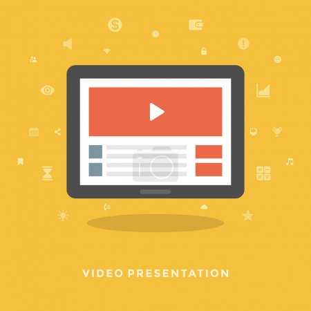 Concept of Video marketing