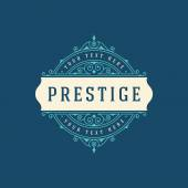 Retro Vintage Insignias or Logotypes set Vector design elements business signs logos identity labels badges and objects