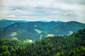 Mountains Karpaty