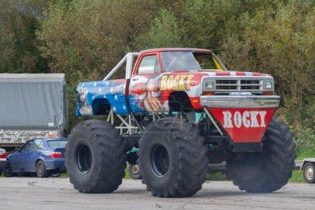 Monster - Truck - Show