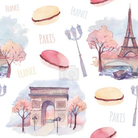 Paris interesting places pattern
