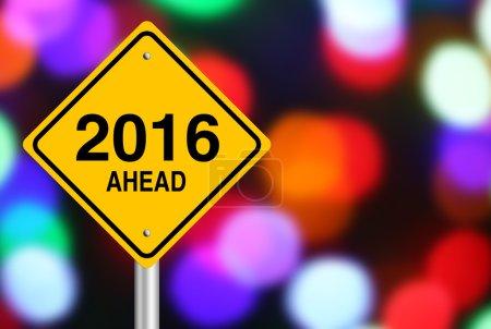 2016 Ahead Concept