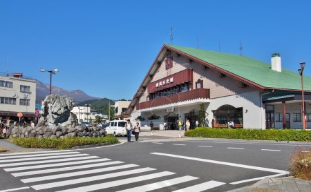 Tobu-Nikko Station: railway station in Nikko