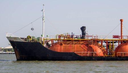Tanker LPG