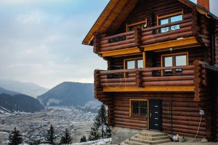The enchanting chimeras of Carpathians