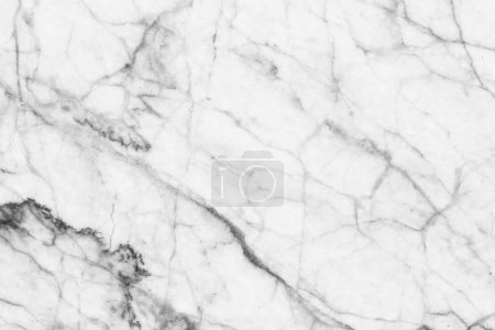 Marbre noir et blanc à motifs fond de texture