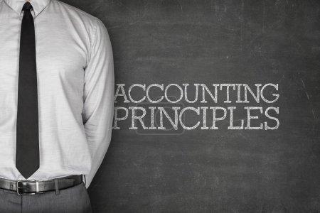 Accounting Principles on blackboard