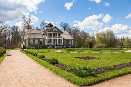 Family estate ancestors Alexander Pushkin's Hannibal