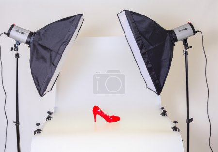 Photo table for product photography