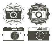 hipster cameras for logos