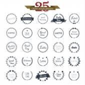 Vintage round elements 25