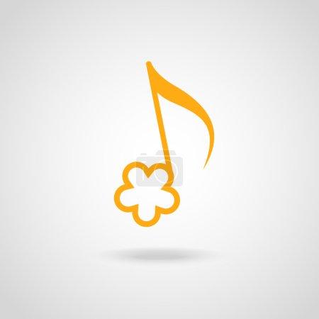 Original music cute icon
