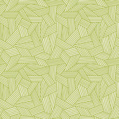 Seamless pattern with stylized grass