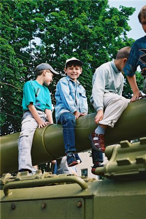 Gomel - 9 May: 60 Years of Victory