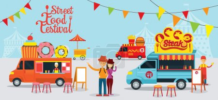 Food Truck, Street Food Festival