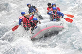 River Rafting as extreme and fun sport