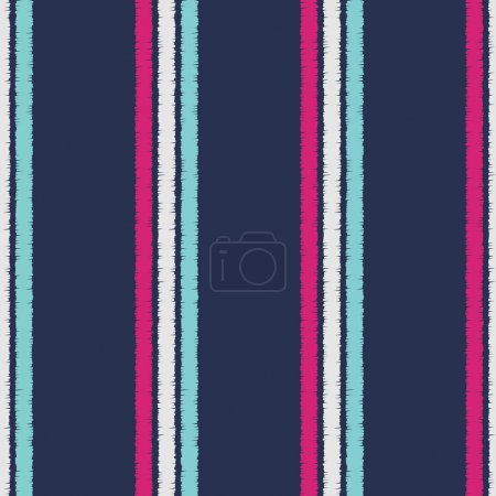Vertical stripes pattern