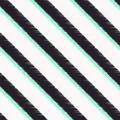 Seamless diagonal stripe pattern - vector background