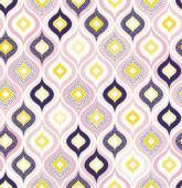 Seamless ornament doodle pattern