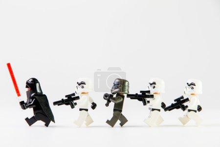 Star Wars movie : Stomtrooper prisoner caught
