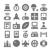 Let's play Game! Here are the icons of Video Game They can be used for sports and game