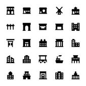 Elements of the modern city Design your own town Map elements for your pattern web site or other type of design
