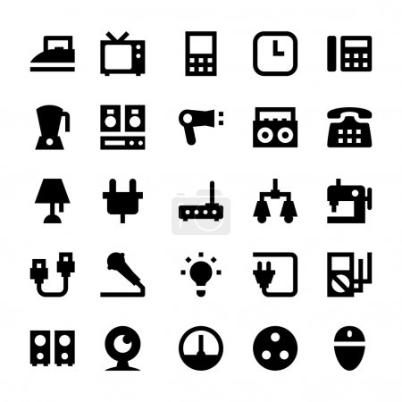 Electronics and Devices Vector Icons 8