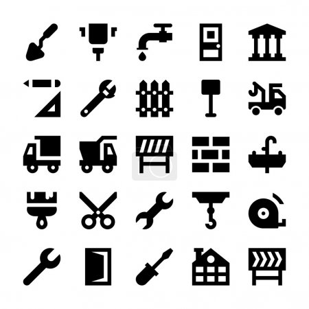 Construction Vector Icons 2