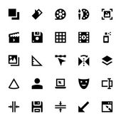 This Design Vector Pack includes awesome icons with a huge array of styles and looks This vector pack would be a great way to pointedly infuse some clean and modern or vintage style looks to anything you are working on