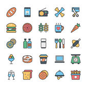 Networking Web User Interface and Internet Vector Icons 4