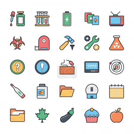 Networking, Web, User Interface and Internet Vector Icons 11
